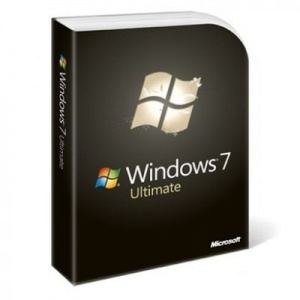 Windows Ultimate 7 (Максимальная) ВОХ